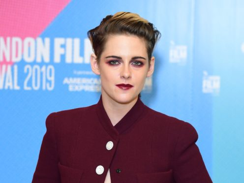 Kristen Stewart is reportedly set to play Diana, Princess of Wales (Ian West/PA)