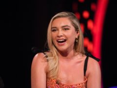 Florence Pugh has apologised for appropriating other cultures (David Parry/PA)