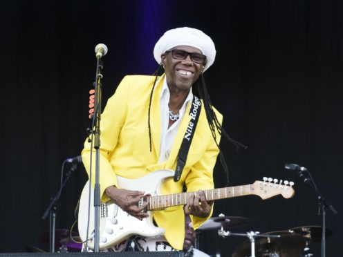 Nile Rodgers is a former member of the Black Panther group (David Jensen/PA)