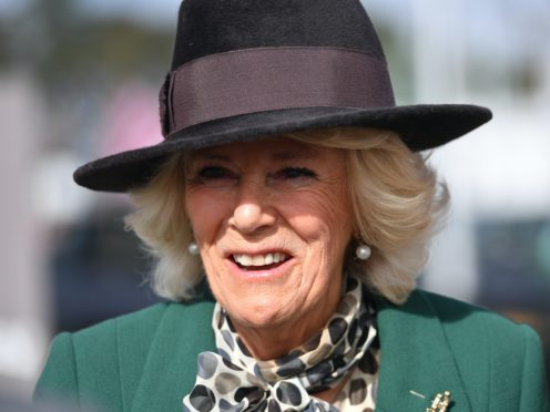 The Duchess of Cornwall will take part in a discussion on domestic violence (Jacob King/PA)