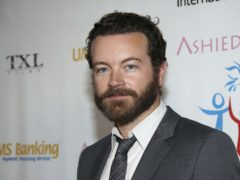 Actor Danny Masterson has been charged with raping three women, prosecutors in Los Angeles said (Annie I. Bang/Invision/AP, File)