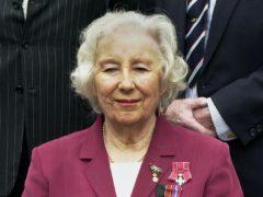 Dame Vera Lynn (Michael Stephens/PA)