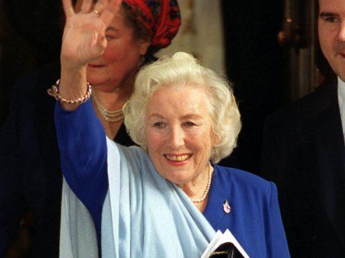 Dame Vera Lynn (John Stillwell/PA)