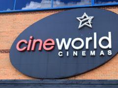 Cineworld cinemas (Mike Egerton/PA)