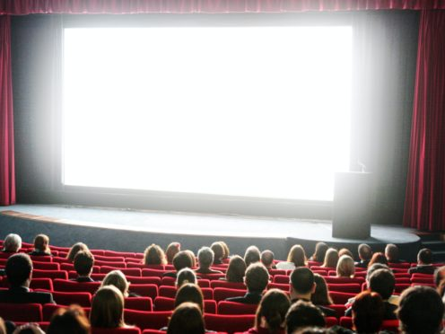 More than 450 films will be available to cinemas when they reopen (David Cheskin/PA)