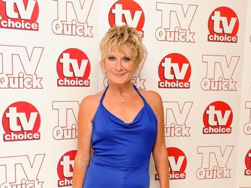 Linda Henry plays Shirley Carter in EastEnders (Ian West/PA)
