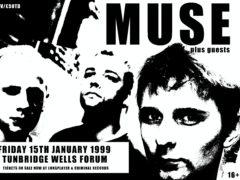 Muse at the Tunbridge Wells Forum (Tunbrudge Wells Forum/PA)