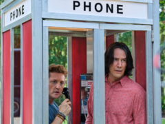 Bill and Ted are back for a third big-screen instalment (Orion Pictures)