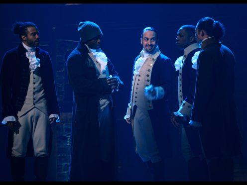 Hamilton will arrive on Disney+ on July 3 (Disney)