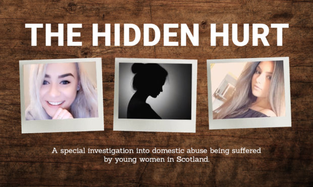 The Hidden Hurt: Our special investigation into the ordeals suffered by three young victims of domestic abuse