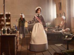 Florence Nightingale Barbie Doll (Florence Nightingale Museum/Mattel/Paul Jordan/PA)