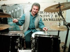 Former Beatles drummer Pete Best (David Kendall/PA)
