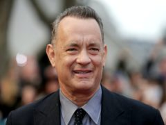 Tom Hanks says he does not understand people who refuse to wear face masks (Daniel Leal-Olivas/PA)