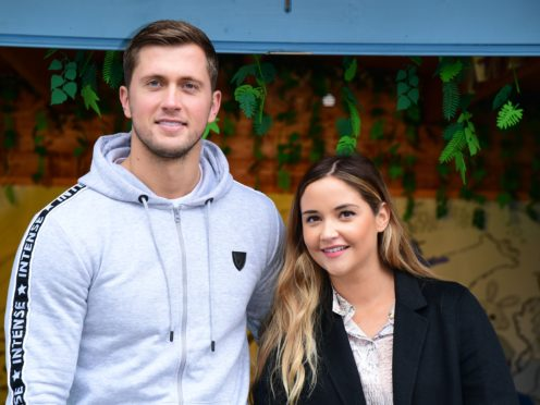 Former Towie star Dan Osborne admitted 'I've made mistakes' following years of allegations he cheated on wife Jacqueline Jossa (Ian West/PA)