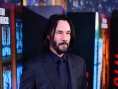 A potential sequel to cult 2005 superhero film Constantine could have included star Keanu Reeves meeting Jesus, it has been revealed (Ian West/PA)