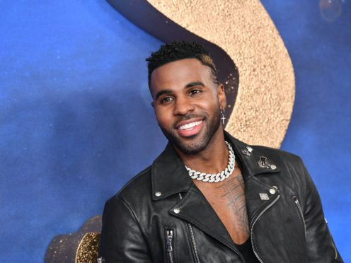 Jason Derulo and Jawsh 685's song is heading for another week at number one (Matt Crossick/PA)