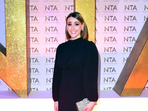 Suranne Jones will star in one of three episodes (Ian West/PA)