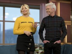 This Morning presenters Holly Willoughby and Phillip Schofield (Isabel Infantes/PA)