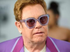 Sir Elton John has announced a weekly series of classic concerts from his archive (Matt Crossick/PA)