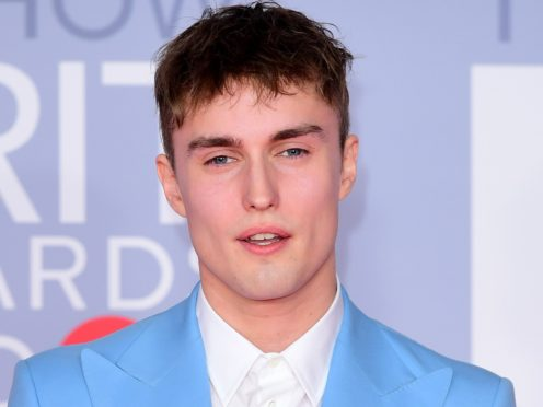 Sam Fender is nominated for his song Dead Boys (Ian West/PA)