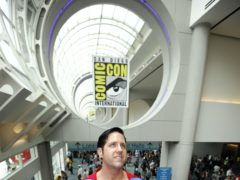 San Diego Comic-Con is preparing to boldly go where it has never gone before – into people's homes (Denis Poroy/Invision/AP)