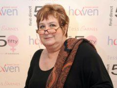 Dame Jenni Murray (Joel Ryan/PA)