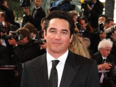 Dean Cain has received criticism for his comments (Ian West/PA)