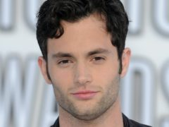 Penn Badgley and Chace Crawford recalled their time on cult TV drama Gossip Girl during a virtual reunion (PA wire)