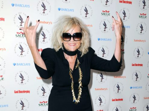 DJ Annie Nightingale has revealed she was among the first to know about John Lennon and Yoko Ono's relationship (Fiona Hanson/PA)