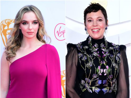 Olivia Colman, Jodie Comer and the stars of Normal People could hear their names called when the nominees for the 72nd Emmy Awards are announced (Ian West/PA)