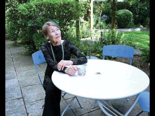 Glenda Jackson was among a host of nominees captured (Rankin)