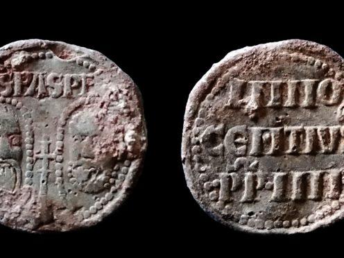 Papal Bulla (British Museum's Portable Antiquities Scheme)