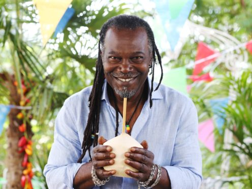 Levi Roots has cooked up a storm for Notting Hill Carnival (Samsung/PA)