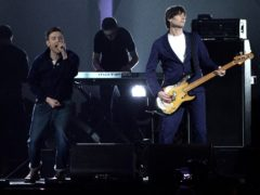 Blur featured on the 1995 album (Yui Mok/PA)