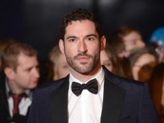 Tom Ellis (Dominic Lipinski/PA)