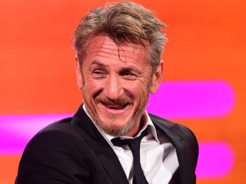 Hollywood actor Sean Penn has confirmed he married partner Leila George (Ian West/PA)