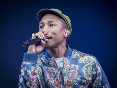 Pharrell Williams will collaborate with Jay-Z (David Jensen/PA)