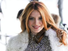 Actress Bella Thorne says she had earned two million dollars (about £1.5 million) in less than a week after signing up for an OnlyFans account (Edward Smith/PA)