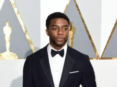 Actor Chadwick Boseman has died of colom cancer at the age of 43 (Ian West/PA)