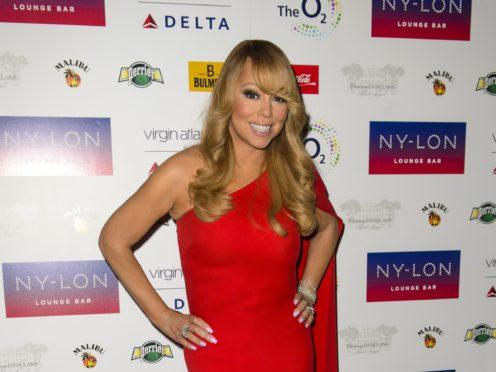 Mariah Carey (PA)