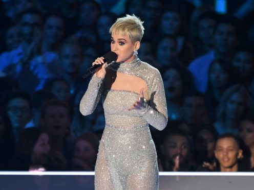 Katy Perry has offered her support to Ellen DeGeneres (PA)