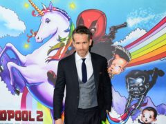 Ryan Reynolds (Ian West/PA)