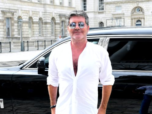 Simon Cowell (Ian West/PA)