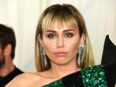 Miley Cyrus (Jennifer Graylock/PA)