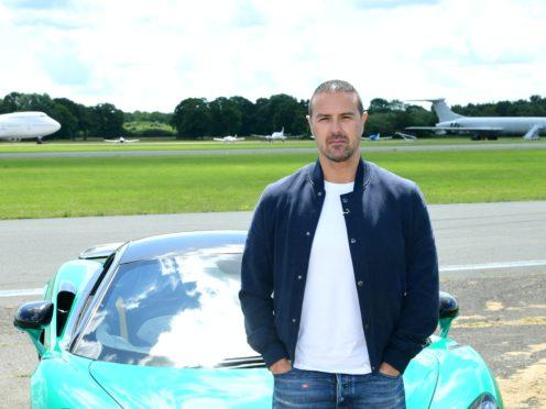 Top Gear host Paddy McGuinness (Ian West/PA)