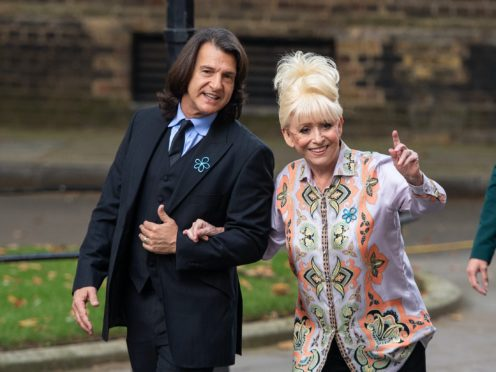 Dame Barbara Windsor has been moved to a care home as she struggles with her advancing dementia, the actress' heartbroken husband said (Dominic Lipinski/PA)