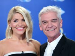 Holly Willoughby (left) and Phillip Schofield (Ian West/PA)
