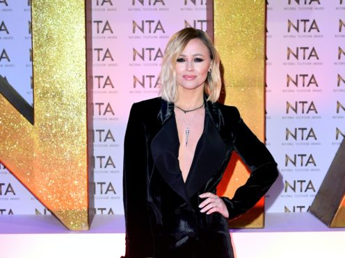 Former Girls Aloud singer Kimberley Walsh has revealed she almost landed the part of Maria Connor in Coronation Street (Ian West/PA)