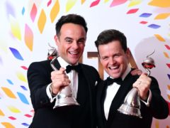 Ant and Dec debated whether to leave Britain's Got Talent over fears they were being sidelined before Simon Cowell convinced them to stay (Ian West/PA)
