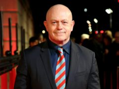 Ross Kemp was stung around his mouth and nose (David Parry/PA)